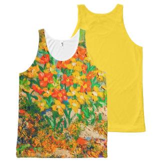 Springtime Oil (Color Pop) Tank Top