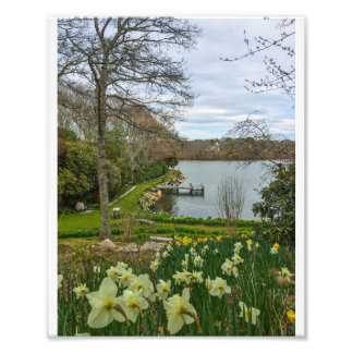 Springtime on Cape Cod - Spohr Gardens Photo Print