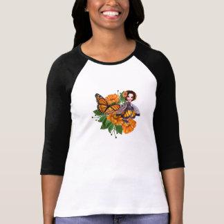 Springtime Orange Blossoms Fairy T-shirt