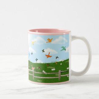 Springtime Pasture Mug
