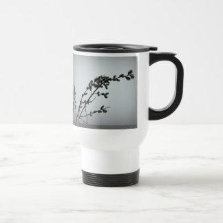 Springtime Pussy Willow Catkins Travel Mug