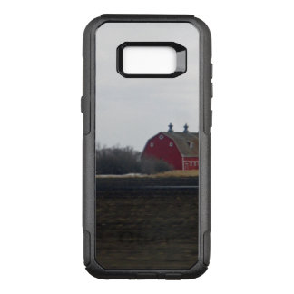 Springtime Red Barn OtterBox Commuter Samsung Galaxy S8+ Case
