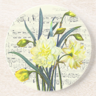 Springtime Song Coaster