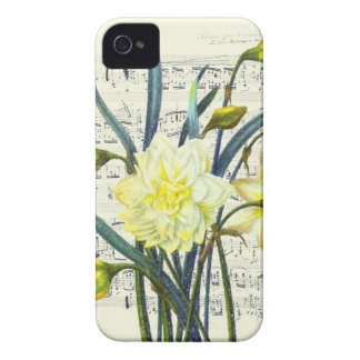 Springtime Song iPhone 4 Cases
