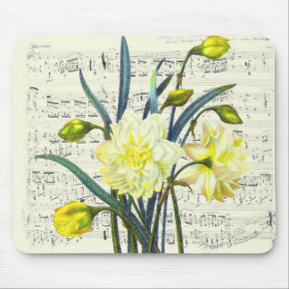 Springtime Song Mouse Pad