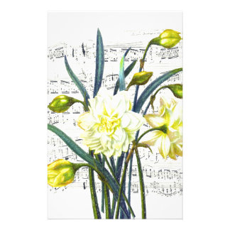 Springtime Song Stationery