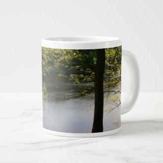 Springtime Stillwater River 2016 Large Coffee Mug