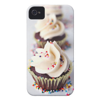 Sprinkle Cupcakes iPhone 4 Cases