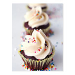 Sprinkle Cupcakes Post Cards