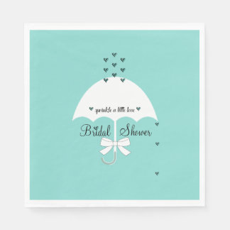 Sprinkle Love Something Blue Party Napkins