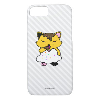 Sprinkle Neko - Phone Case for iPhone 7