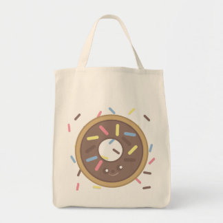 Sprinkle the Doughnut Tote Bag