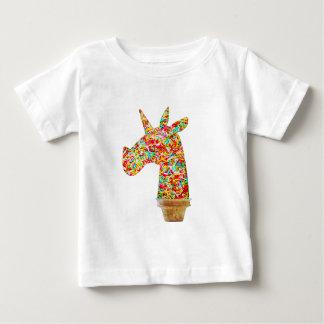 Sprinkled Unicorn Ice Cream Baby T-Shirt