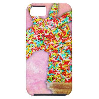 Sprinkled Unicorn Ice Cream iPhone 5 Cover