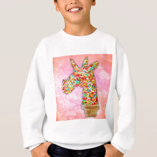 Sprinkled Unicorn Ice Cream Sweatshirt