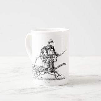 Sprinkler Fireman 90th Birthday personalized Mug