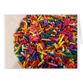 Sprinkles! Card