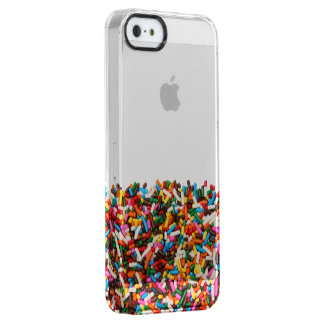 Sprinkles iPhone 5/5S Clear Case