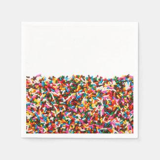 Sprinkles Napkins Paper Napkins