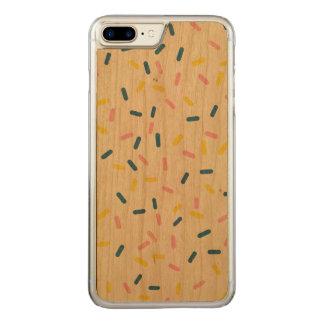 Sprinkles on Wood iPhone 7 Plus Case