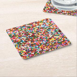 Sprinkles Paper Coasters