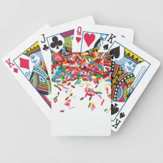 Sprinkles Playing Cards