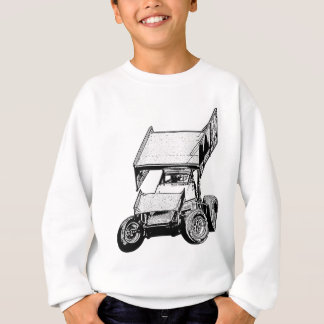 Sprint Car 1 Sweatshirt