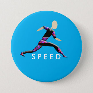 Sprint Runner Button