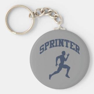 Sprinter Keychain