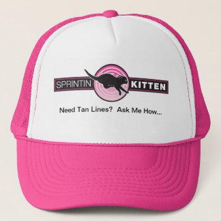Sprintin' Kitten Hat