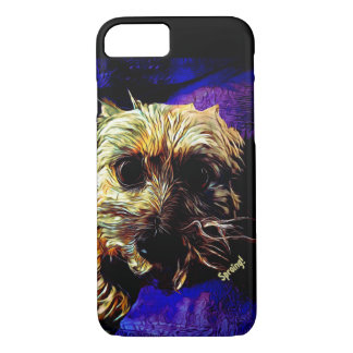 Sproing! Dog Funny Humor Barely There iPhone Case