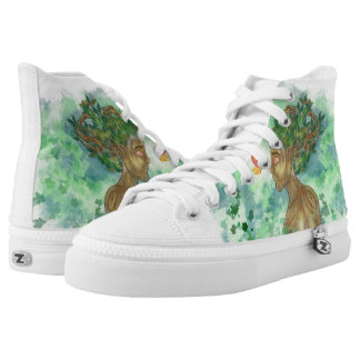 Sprout High Tops