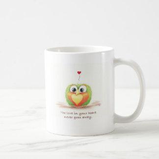 "Sprout ""Love"" mug"