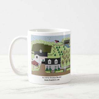 Spruce Hill Springtime Coffee Mug