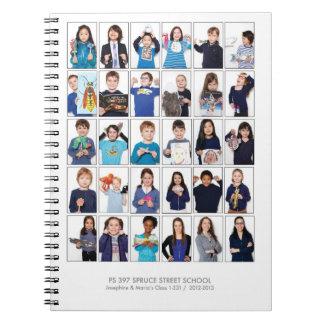 SPRUCE STREET 1-331 Class Yearbook/Notebook Spiral Notebook