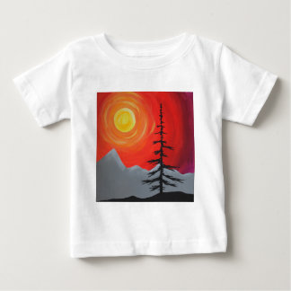 Spruce Sunset Baby T-Shirt