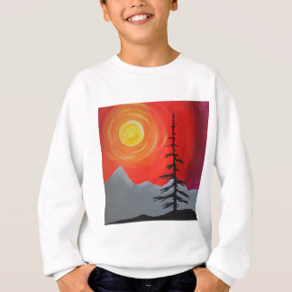 Spruce Sunset Sweatshirt