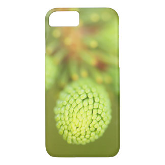 Spruce Tree Phone Case, Macro Nature Photography Case-Mate iPhone Case