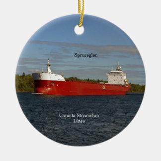 Spruceglen ornament