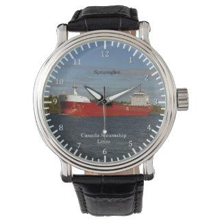 Spruceglen watch