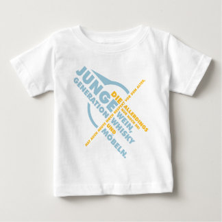 Spruch_Generation_2c.png Baby T-Shirt
