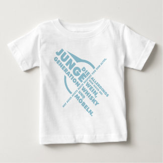 Spruch_Generation_mono.png Baby T-Shirt