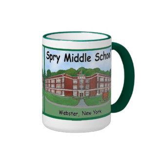Spry Middle School Mug