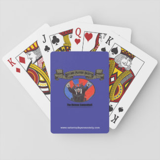 SPS Human Cannonball Playing Cards