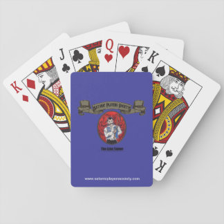 SPS Lion Tamer Playing Cards