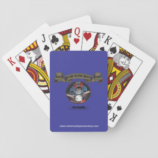 SPS Psychic Playing Cards