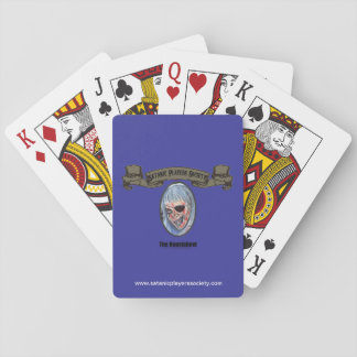 SPS Roustabout Playing Cards