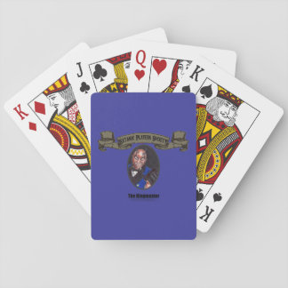 SPS The Ringmaster Playing Cards