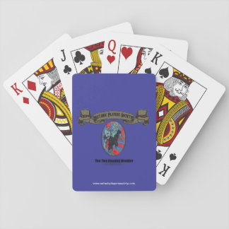 SPS Two Headed Wonder Playing Cards
