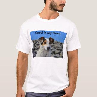 Spud is My Hero T-Shirt